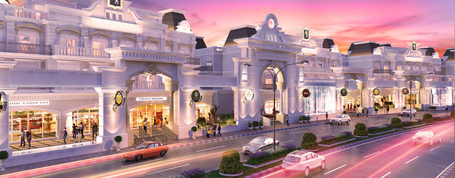 Boulevard retail
