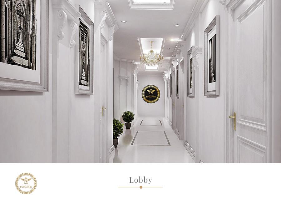 boulevard lobby