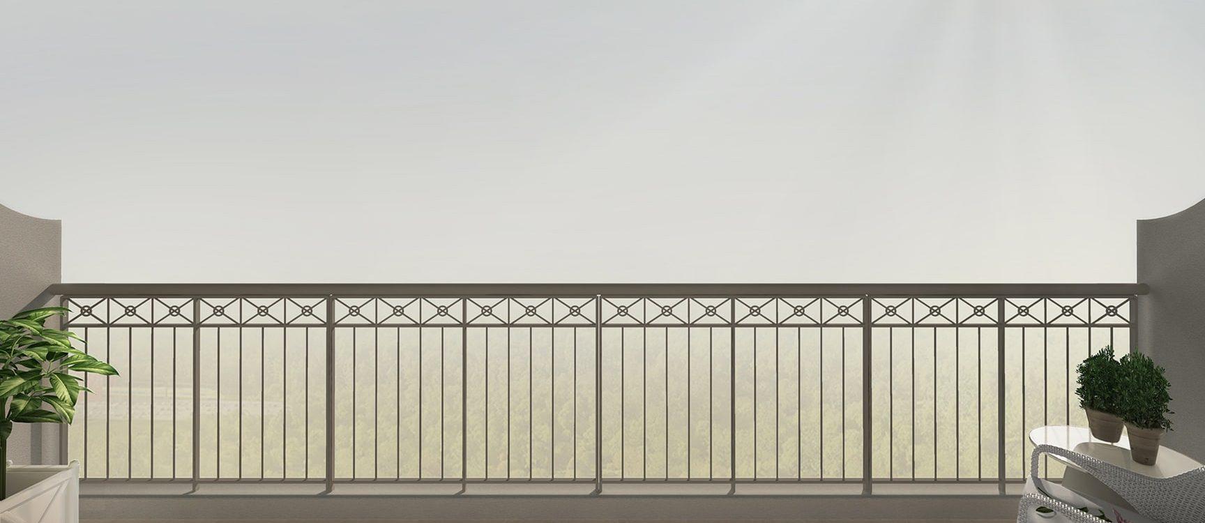 benessere balcony