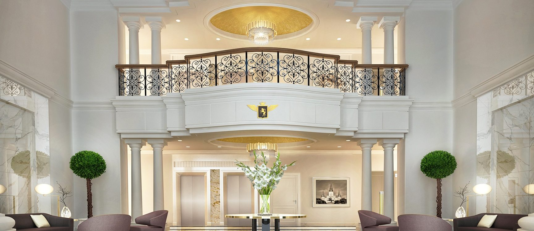 benessere designer lobby